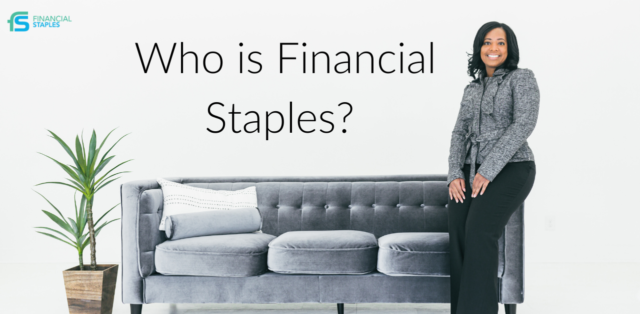 Who is Financial Staples?